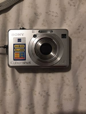 Sony Cyber-Shot DSC-W100, 8.1 Megapixels ***WILL SELL THIS WEEK $30!! for Sale in Cantonment, FL