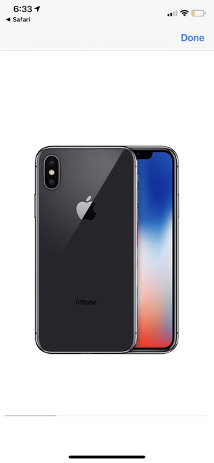 iPhone X 256 GB for Sale in Baldwin, NY