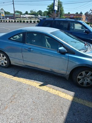 06 Honda civic coupe (manual transmission) for Sale in Uniontown, OH