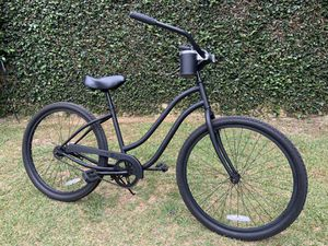 Blacked out Phat Cycles Sea Wind Beach Cruiser for Sale in Long Beach, CA