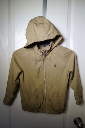Wind Breaker Jacket-Hoodie, Polo, Kids size 5 for Sale in Henderson, NV
