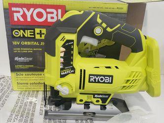 L269) Ryobi 18v Orbital Jig Saw ( Tool Only Sólo Herramienta) for Sale in Riverside,  CA
