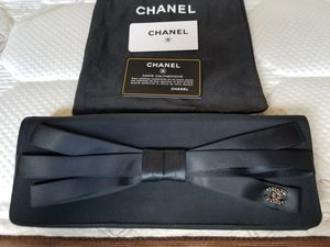 Chanel satin bow clutch bag for Sale in Fontana, CA