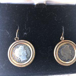 Rare 1912 Dime Earrings (not Free) for Sale in Phoenix, AZ