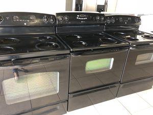 Coil black stoves for Sale in Pompano Beach, FL