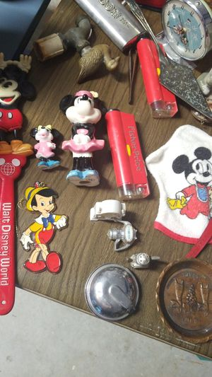 Disney memorabilia collectibles for Sale in West Palm Beach, FL