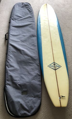 9' longboard surfboard for Sale in Miami Beach, FL