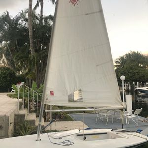 Laser Sail Boat. for Sale in Miami, FL