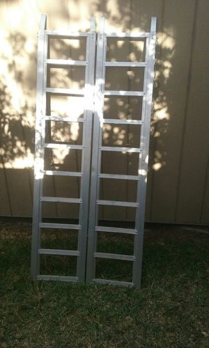 Quad loading ramps price is firm no lowballers please no trades for Sale in Fontana, CA