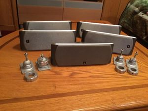 JBL SC300 Surround Sound Set...Look like new!REDUCED TO SELL! for Sale in Tarpon Springs, FL