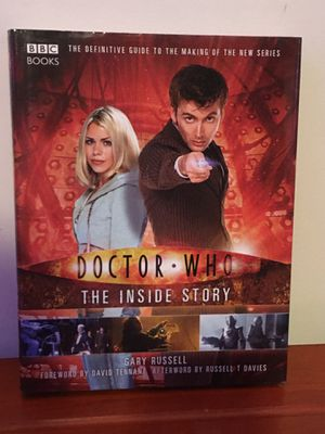 Doctor Who: The Inside Story for Sale in Hamden, CT