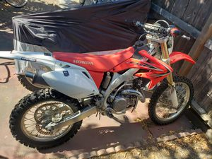Honda CRF450X 2017 for Sale in Redwood City, CA