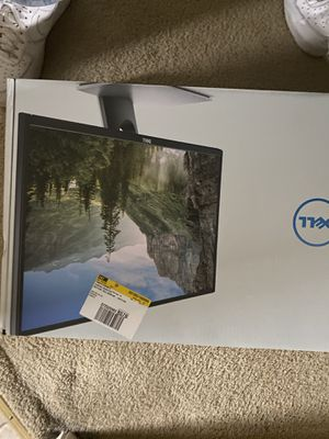 27inch Dell monitor for Sale in Modesto, CA