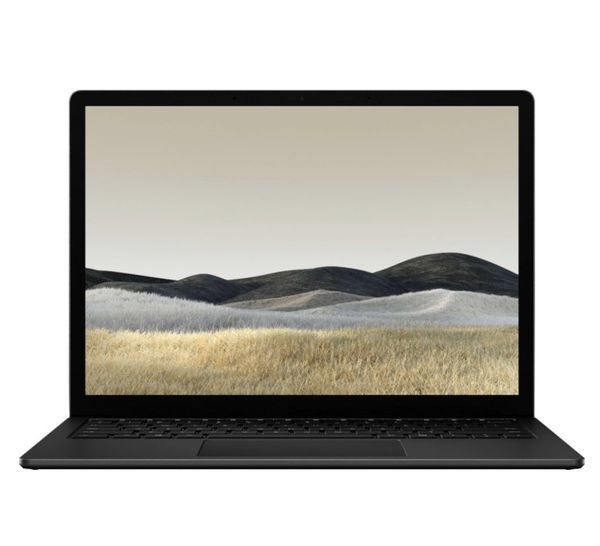 """Microsoft - Surface Laptop 3 - 13.5"""" Touch-Screen - Intel Core i7 - 16GB Memory - 512GB Solid State Drive (Latest Model) - Matte Black"""