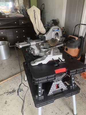ShopMaster Saw with table for Sale in Kissimmee, FL