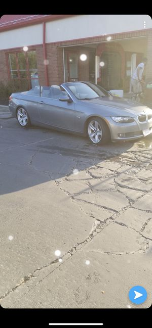 2008 BMW 335i hardtop convertible for Sale in Columbus, OH