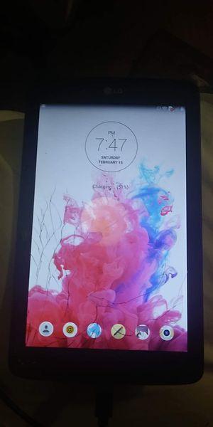 Lg gpad 7.0 att tablet (unlocked) for Sale in Sulphur, LA