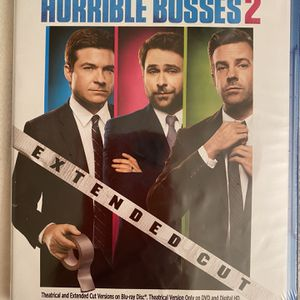 horrible bosses 2 blue ray NEW for Sale in Fife, WA