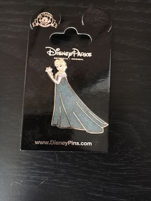 Elsa Disney Pin. $15 OBO for Sale in La Mirada, CA