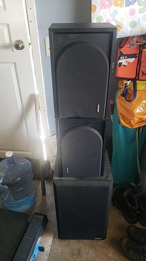 BOSE speakers for Sale in Stockton, CA