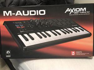 MIDI Keyboard Controller (M-Audio) for Sale in Delray Beach, FL