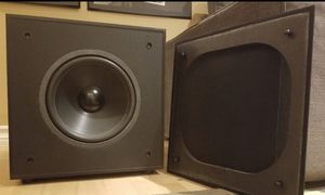 Energy exl s10 subwoofer for Sale in Aurora, IL