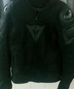 Dainese MIG Leather/Tex Motorcycle Jacket for Sale in Tualatin,  OR