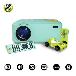 """PBS KIDS 150"""" HD Video Projector for Sale in Charlotte, NC"""