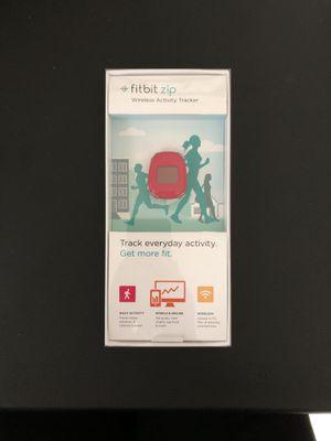 OPEN BOX - fitbit zip - Wireless Activity Tracker - Magenta for Sale in Carlsbad, CA
