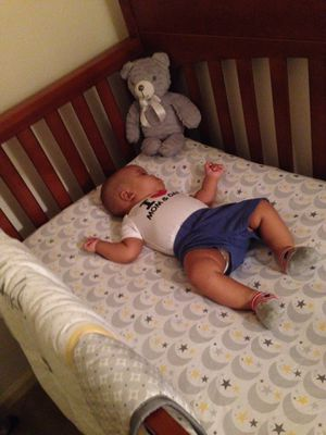 Crib(baby not included) for Sale in Chesapeake, VA