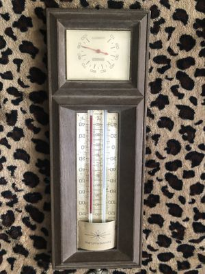Antique Home thermometer for Sale in Woodbridge, VA