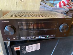 Pioneer Receiver and Subwoofer for Sale in Fresno, CA