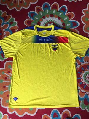 Camisa Del 🇪🇨ECUADOR size XL for Sale in Gaithersburg, MD