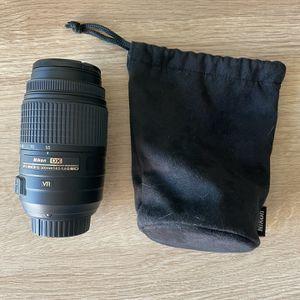 NikonD5500 Camera Lens for Sale in Austin, TX