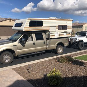 Six Pac Truck Camper Cabover for Sale in Mesa, AZ