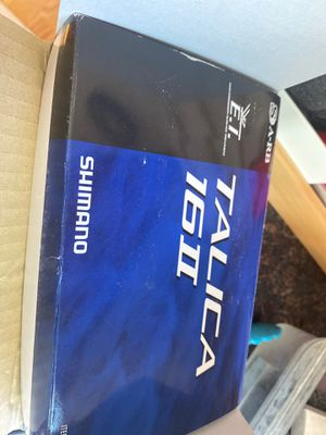 Talica 16 Shimano for Sale in Los Angeles, CA