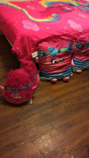 TROLLS PILLOWS for Sale in Lithonia, GA