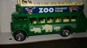 Zoo bus figurine/toy/collectible for Sale in Clements, CA