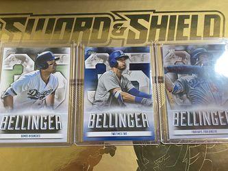 Cody Bellinger 3 Card lot for Sale in Stockton,  CA