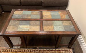 Living Spaces coffee and side table for Sale in Mission Viejo, CA