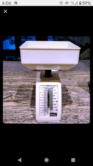 Kitchen Scale for Sale in Chicago, IL