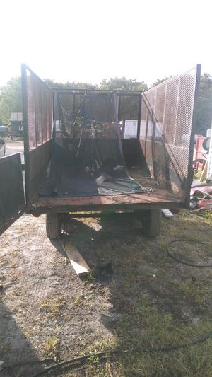 6x10 dump trailer for Sale in Hobe Sound, FL
