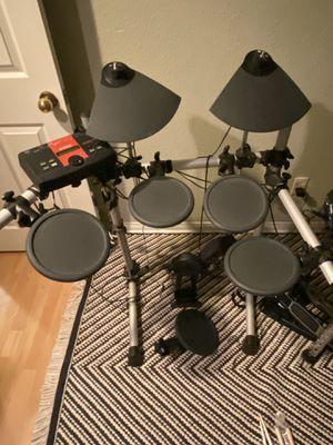 Yamaha DTxplorer electronic drum kit for Sale in Huntington Beach, CA