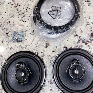 2 Pioneer TS-676M 320 W 6.5 Inch Car Speakers for Sale in Gilbert, AZ
