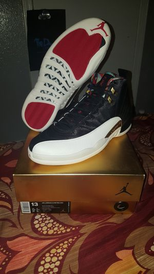 7ab154570ac Retro Jordan 12 Chinese New Year (Size 13) for Sale in Dallas, TX