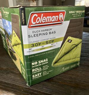 New Coleman sleeping bag for Sale in Fresno, CA