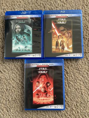 Star Wars Movies for Sale in San Diego, CA