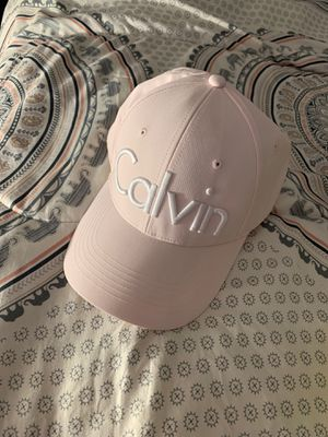 Pink ck baseball hat for Sale in Chula Vista, CA