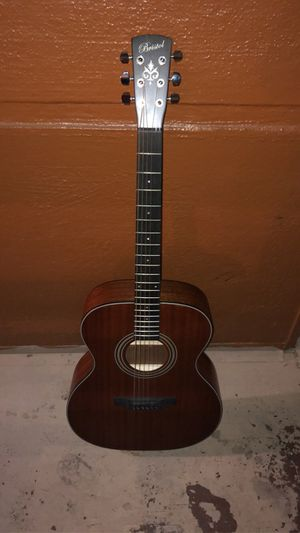 Bristol BF-15 Folk Body Acoustic Guitar for Sale in Redwood City, CA