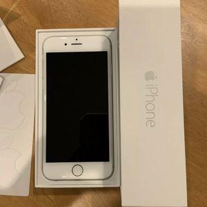 Refurbished Apple iPhone 6 16GB, Silver for Sale in Leesburg, VA